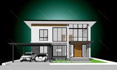 รหัสแบบ: MO-H2-BL2.245.14 บ้านสไตล์: แบบบ้านสองชั้น Modern    สเปคแบบขนาดพื้นที่ จำนวน: 2 ชั้นพื้นที่ใช้สอย: 245 ตารางเมตร ห้องนอน: 4 ห้องขนาดที่ดิน: 41 ตารางวา ห้องน้ำ: 4 ห้องที่ดินกว้าง: 12 เมตร ที่จอดรถ: 2 คันที่ดินลึก: 13.50 เมตร      ราคาก่อสร้าง 3.53 ล้าน: CON SPEC 4.39 ล้าน: METAL SPEC House Plans, Floor Plans, Outdoor Decor, Killer Legs, Home Decor, Decoration Home, Room Decor, House Floor Plans, Home Interior Design