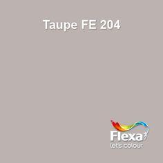 Flexa Expert kleur Taupe FE 204