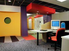 intérieur coloré | Office Interior Colors