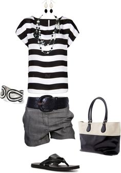 B Summer, created by heather-rolin on Polyvore