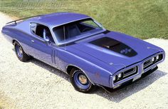 Dodge Challenger Muscle