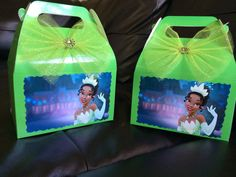 Disney Princess and the Frog Tiana Birthday by FantastikCreations