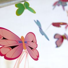 15 DIY Butterfly Crafts for Kids