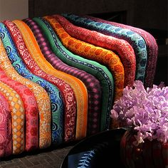 Living Room Furniture From Versace_Bubble Sofa...looks comfy