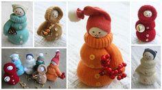 Meu Mundo Craft: Aproveitando as velhas luvas do inverno...