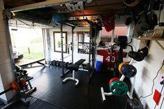 Inspirational Garage Gyms & Ideas Gallery Pg 5 – Garage Gyms