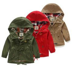2014 autumn and winter dovetail boys clothing girls clothing baby child long-sleeve trench outerwear wt-2980