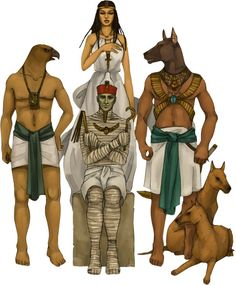 some of the God of Ancient Egypt