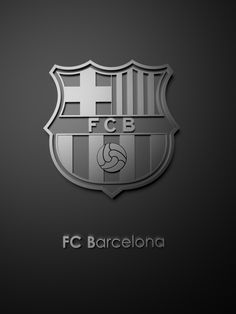FC Barcelona Metallic Logo , designed in Autodesk Fusion 360 & rendered in Keyshot Barcelona Fc Logo, Barcelona Futbol Club, Barcelona Football, Messi Soccer, Soccer Logo, Soccer Sports, Soccer Tips, Nike Soccer, Soccer Cleats