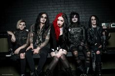 New Years Day - Malevolence - New Years Day ❤