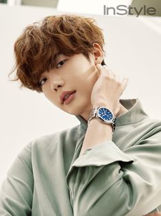 Lee Jong Suk   InStyle Lee Jong Suk Cute, Lee Jung Suk, Korean Celebrities, Korean Actors, Asian Actors, Lee Jong Suk Wallpaper, Jong Hyuk, Choi Jin, Lee Young