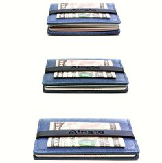 RFID Small Evan wallet by Ainste. Thin & Slim EDC Front pocket wallet. | Ainste™