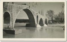 Το γεφύρι της  Άρτας, [με κόσμο] (φωτογραφική)