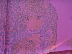 HappyFace313 - Detail Dip Dye silk Jungle Love by R. Dallet for sale :-)