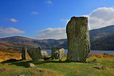 Neolithic Stone Circle at Uragh, Beara Peninsula