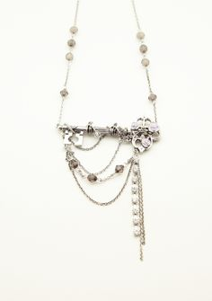 axes femme online shop|カギ×ツタモチーフネックレス