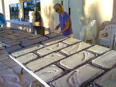 Image result for stone courtyard props stage decorations