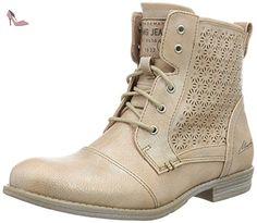 Mustang 1157-543, Bottes Classiques Femme, Rouge (506 Lachs), 38 EU - Chaussures mustang (*Partner-Link)