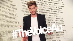 One more sleep until @adamlambert performs at the #VoiceLives! Who's excited? Read on → http://j.mp/AdamOnTheVoice