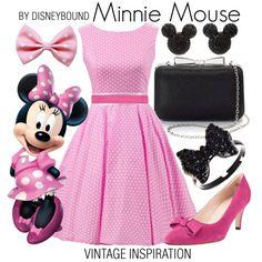 Disney Bound - Minnie Mouse