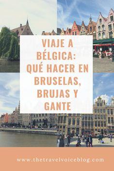 Qué Hacer En Bruselas Brujas Y Gante Bélgica En 2020 Bruselas Brujas Gante Belgica Bruselas