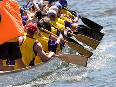 Miami Dragon Boat Boot Camp