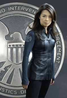 My name is Melinda May. I work as a field agent for Shield. Under no circumstance will you call me The Calvary.