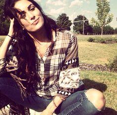 Brie Bella, love her style