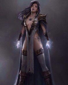 Pinup Women Warriors