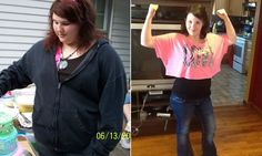 After An Eye-Opening Shopping Experience, Alyssa Croteau Lost 101 Pounds