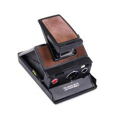 Polaroid SX-70 Land Camera. These were fun but the film was expensive!