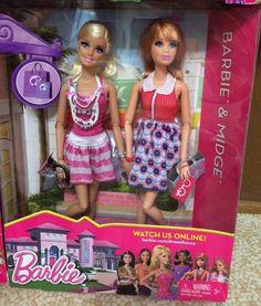 Barbie Life in the Dreamhouse Barbie & Midge Doll Lot Rare | eBay