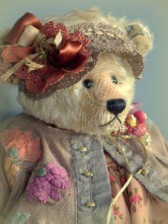 Beautiful Victorian Teddy Bear