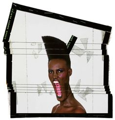 Slave to the Rhythm, New York, 1986. Image courtesy of Jean-Paul Goude