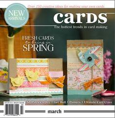 CARDS Magazine March 2009 | Northridge Publishing