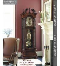 "Howard Miller 94.5"" the J.H. Miller limited Grandfather Clock 611-030"