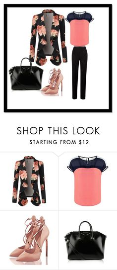 """Bez naslova #2"" by nihada-1234 ❤ liked on Polyvore featuring Doublju and Givenchy"