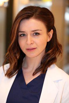 Caterina Scorsone, Grey's Anatomy Season 12