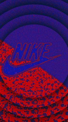 Glitch Wallpaper, Nike Wallpaper, Apple Watch Nike, Nike Logo, Brain, Neon Signs, Wallpapers, Wall Papers, The Brain