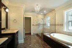 Modern Bathtub Covering Ideas to Brighten Up Your Bathroom Design