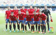 EQUIPOS DE FÚTBOL: OSASUNA contra Villarreal 25/09/2016