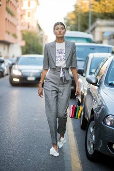 The Street Style at MFW Is in its Own League