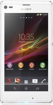 Sony Xperia L(Diamond White, 8 GB)