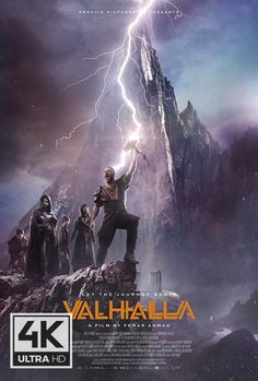 The Viking children Røskva and Tjalfe embark on an adventurous journey from Midgard to Valhalla with the gods Thor and Loki. Life in Valhalla, however, turns out to be threatened. Gotham City, Film Box Office, Movies To Watch, Good Movies, Thor Y Loki, Zone Telechargement, Breaking Bad Movie, Vikings, Still Life Film