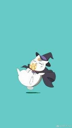 Me Me Me Anime, Anime Love, Cute Fat Cats, Chibi, Manga Anime, Anime Art, Natsume Takashi, Anime Lock Screen, Hotarubi No Mori
