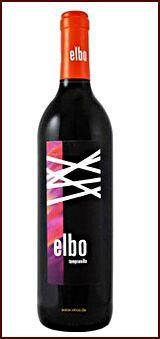 Vino Elbo tinto joven. DO Ribera del Duero. Bodega Vizar http://www.decantavinos.es/vinos/denominacion-de-origen/vinoelbo/