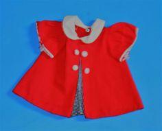 aeltere-Puppenkleidung-Puppenkleid-Haengerchen-rot-2