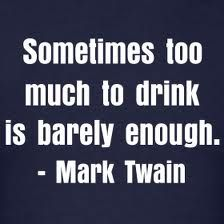My favorite Twain quote