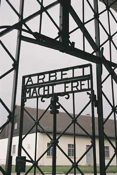 """Visit Dachau and Auschwitz...While in the Army, I visited Dachau when I was stationed in """"West"""" Germany '87-'90. This is the only picture of this I'm Pinning for this board. It's a heart breaking place. I know it's part of Germany's history, but it's a dark part, of a beautiful country."""