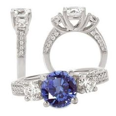 I love this engagement ring.